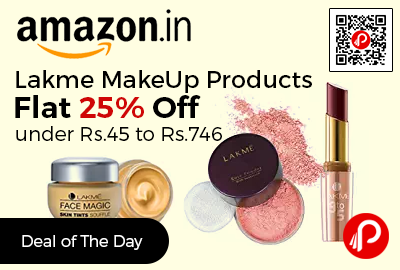 Lakme MakeUp Products