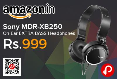 Sony MDR-XB250 On-Ear