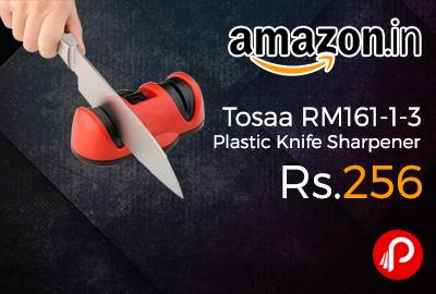 Tosaa RM161-1-3 Plastic Knife Sharpener