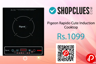 Pigeon Rapido Cute Induction Cooktop