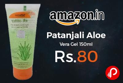 Patanjali Aloe Vera Gel 150ml