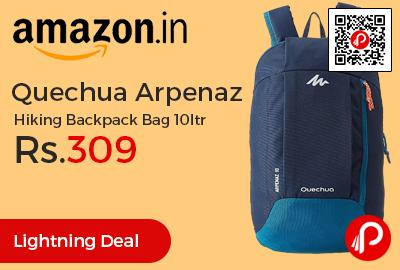 Quechua Arpenaz Hiking Backpack Bag 10ltr