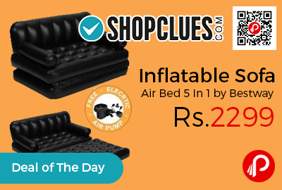 Inflatable Sofa Air Bed 5 In 1