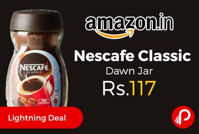 Nescafe Classic Dawn Jar 50g