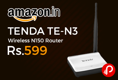 TENDA TE-N3 Wireless N150 Router