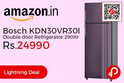 Bosch KDN30VR30I Double door Refrigerator 290ltr