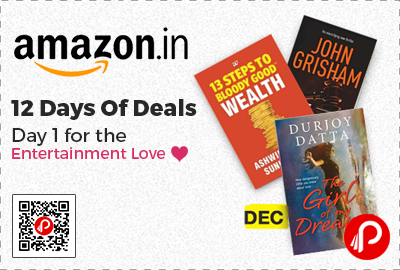 12 Days Of Deals Day 1