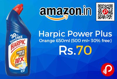 Harpic Power Plus Orange 650ml