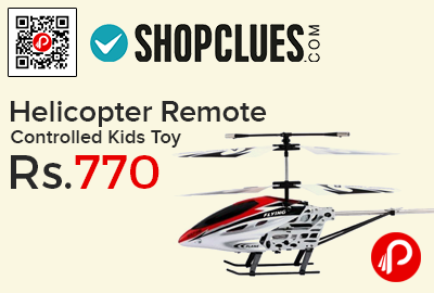 Helicopter Remote Controlled Kids