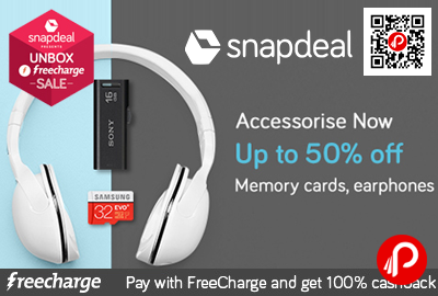 Memory Cards, Earphones and Accessories