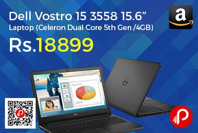 "Dell Vostro 15 3558 15.6"" Laptop"