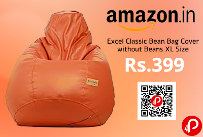 Excel Classic Bean Bag Cover without Beans XL