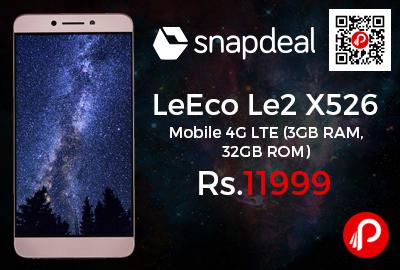 LeEco Le2 Mobile
