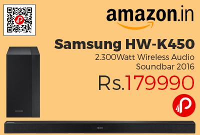 Samsung HW-K450 2.300Watt Wireless Audio Soundbar 2016