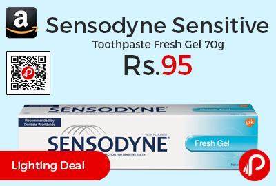 Sensodyne Sensitive Toothpaste Fresh Gel 70g