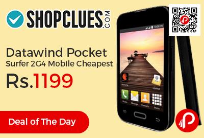 Datawind Pocket Surfer 2G4 Mobile