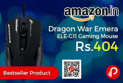 Dragon War Emera ELE-G11 Gaming Mouse