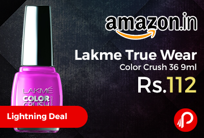 Lakme True Wear Color Crush 36 9ml
