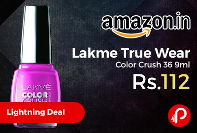 Lakme True Wear Color Crush 36 9ml