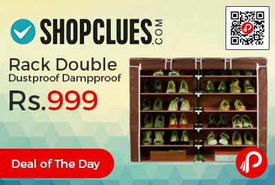 Shoe Rack Standard Double Dustproof Dampproof