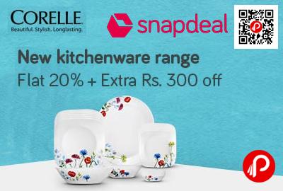 Corelle Kitchenware Range