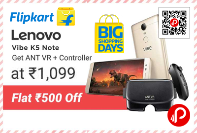 Lenovo Vibe K5 Note 4G LTE Mobile