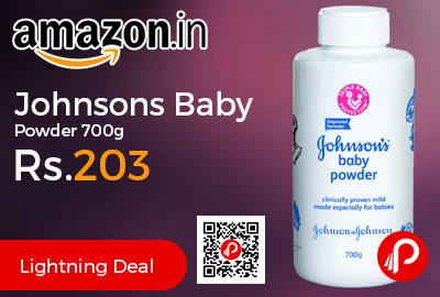 Johnsons Baby Powder 700g
