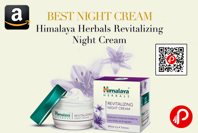Himalaya Herbals Revitalizing Night Cream 50gm