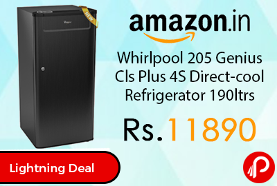 Whirlpool 205 Genius Cls Plus 4S Direct-cool Refrigerator 190ltrs