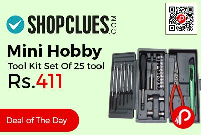 Mini Hobby Tool Kit