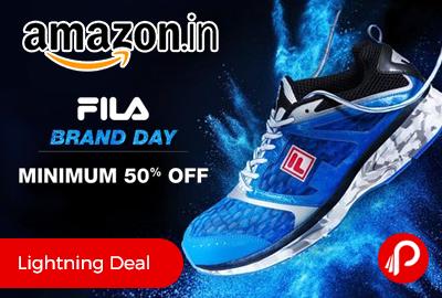 Fila Brand Day