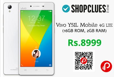 Vivo Y51L Mobile