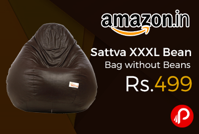 Sattva XXXL Bean Bag without Beans