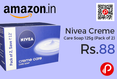 Nivea Creme Care Soap 125g