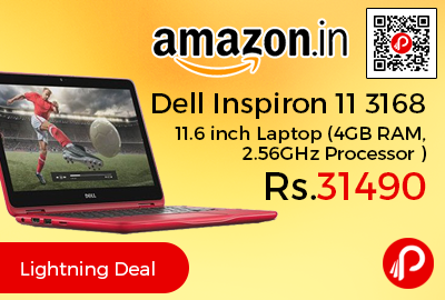 Dell Inspiron 11 3168 11.6 inch Laptop