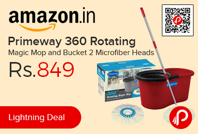 Primeway 360 Rotating Magic Mop
