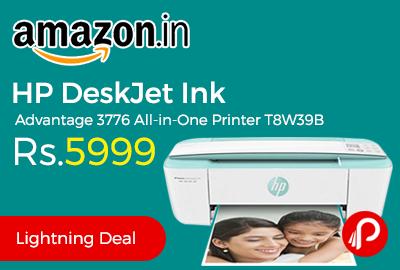 HP DeskJet Ink Advantage 3776 All-in-One Printer