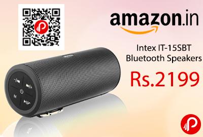 Intex IT-15SBT Bluetooth Speakers