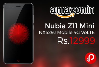 Nubia Z11 Mini NX529J Mobile