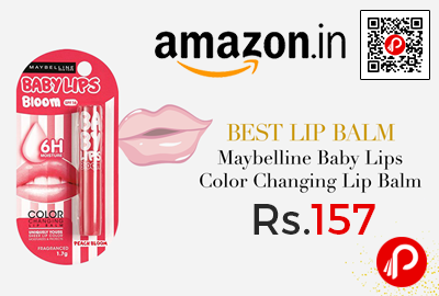 Maybelline Baby Lips Color Changing Lip Balm 1.7g