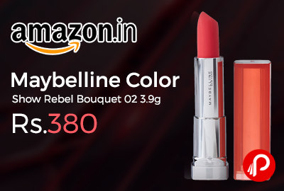 Maybelline Color Show Rebel Bouquet 02 3.9g