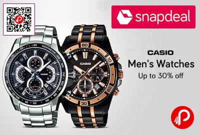 Casio Men Watches