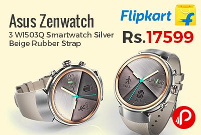 Asus Zenwatch 3 WI503Q Smartwatch