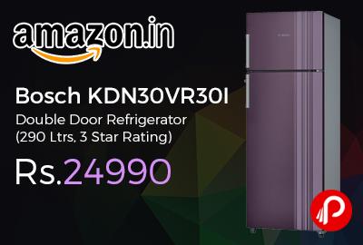 Bosch KDN30VR30I Double Door Refrigerator