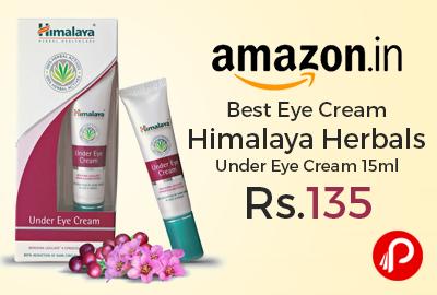 Himalaya Herbals Under Eye Cream 15ml