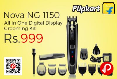 Nova NG 1150 All In One Digital Display Grooming Kit