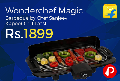 Wonderchef Magic Barbeque