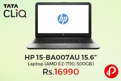 """HP 15-BA007AU 15.6"""" Laptop"""