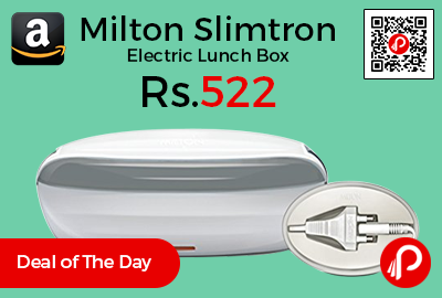 Milton Slimtron Electric Lunch Box