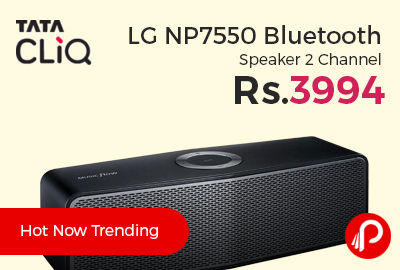 LG NP7550 Bluetooth Speaker 2 Channel
